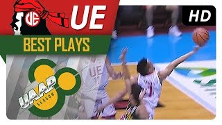 Chris Conner MONSTER finish inside through contact! | UE | Best Plays
