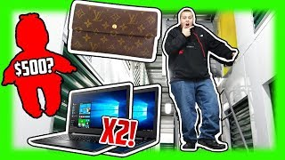 I Bought An Abandoned Storage Unit And SCORED HUGE! Storage Locker Auction Finds