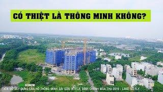 Tiến độ căn hộ Sài Gòn Intela thông minh nhất...Sài Gòn ✔