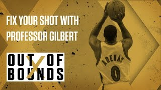 Gilbert Arenas Breaks Down Lonzo's Shot   Out Of Bounds