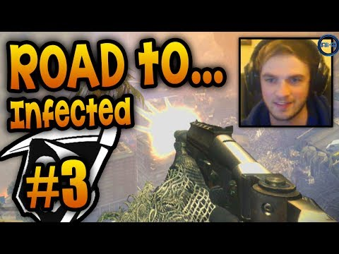 """WHAT WAS THAT?!"" - Road To - KEM Infected #3 LIVE W/ Ali-A! - (Call Of Duty: Ghost Gameplay) - Smashpipe Games"