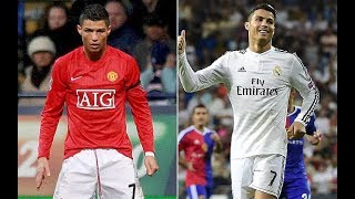 Cristiano Ronaldo ● InCRedible Skills Show ● MU & RM ● HD