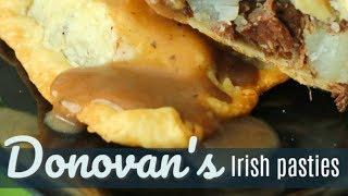 Donovan Irish Pasties