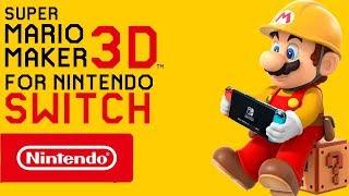 Super Mario Maker 3D for Nintendo Switch