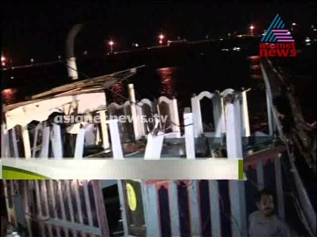 Fishing Boat Hit by Cargo Ship issue ബോട്ടിലിടിച്ച കപ്പല് കണ്ടെത്തി