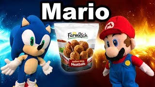 TT Movie: Mario