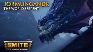Jormungandr Brings Ragnarok to the Battleground | SMITE God Teaser