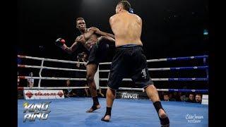 100kg : Israel Adesanya vs Nase Foai
