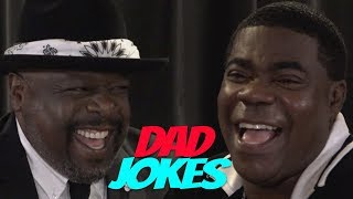 Dad Jokes | Cedric The Entertainer vs. Tracy Morgan (Sponsored by TBS The Last OG)