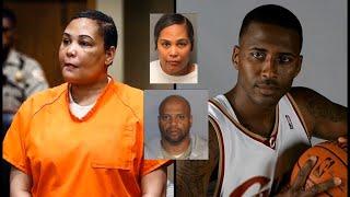 Mystery solved‼️Sherra Wright masterminded the murder of her ex-husband NBA star Lorenzen Wright