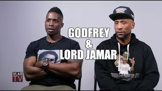 Lord Jamar Gets Angry at Vlad Calling Cosby Show's Geoffrey Owens a Failure (Part 12)