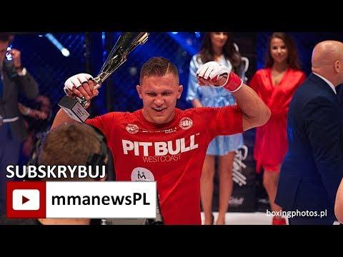 Daniel Skibiński jednogłośnie pokonał byłego mistrza FEN Davy'ego Gallona