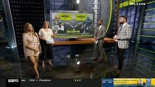 Josina Anderson & Rosalyn Gold Onwude | ESPN