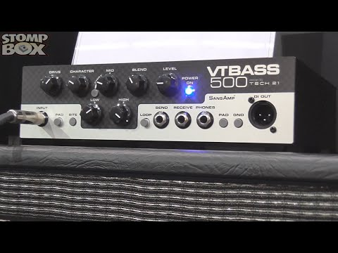Tech 21 VT Bass 1x12 Speaker Cabinet