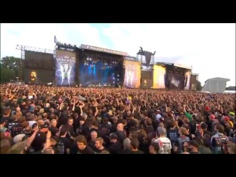 To Hell and Back (Live @ Wacken 2015)