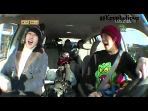 Lee Hongki & Eunhyuk Funny Moment In The Car