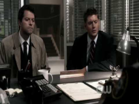 Supernatural FBI - YouTube