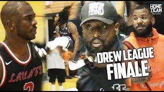 BEST of Drew League Season Finale Weekend! CP3, DWade, James Harden, Iman Shumpert, DeMar DeRozan