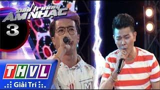 THVL | Đấu trường âm nhạc - Tập 3[4]: Người ấy - Khánh Long, Linh Tý