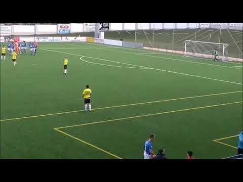 (LOS GOLES SUBGRUPO A) Jornada 16 / 3ª División / Fuente YouTube Raúl Futbolero