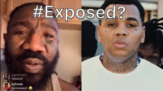 Boskoe100 On Kevin Gates Exposed as a Star Boy by Ex Prisoner
