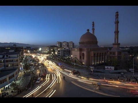 Tour of Kabul, Afghanistan ᴴᴰ