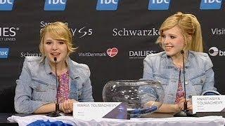 Российские и украинская певицы вышли в финал «Евровидения-2014»
