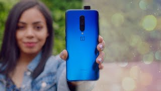 The OnePlus 7 Pro is BEAUTIFUL!
