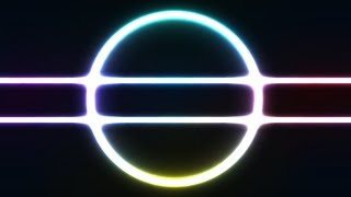 How to create NEON light effect in Adobe Illustrator