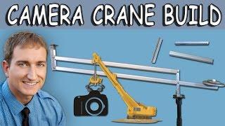 How To Build A Camera Crane