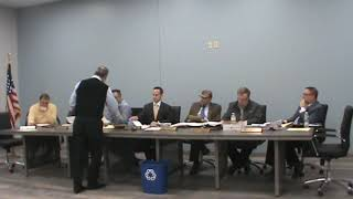 New Hartford Town Board Meeting - January 16, 2019