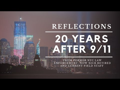 Reflect back on 9/11 with NICB Agents in a special feature recounting their experiences as first responders 20 years ago.