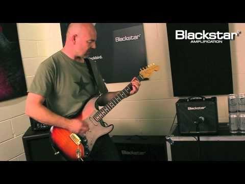 Blackstar HT-1 demonstration
