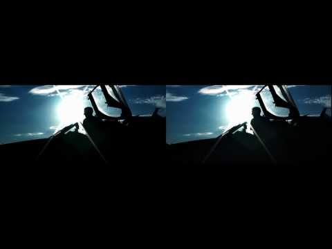 3D Vision Live Trailer - OVER THE SKY by Cesar Sommer