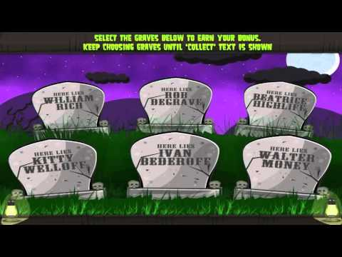 The Ghouls™ free slots machine by BetSoft preview at Slotozilla.com