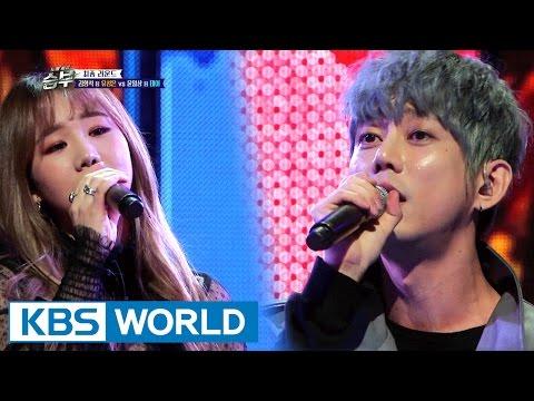 YooSungeun's real solo time! 2 [Singing Battle / 2016.12.28]