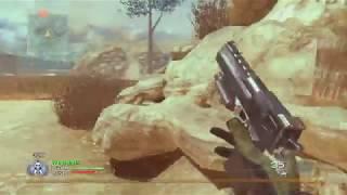 MW2- *Single* Desert Eagle Tactical Nuke 2017