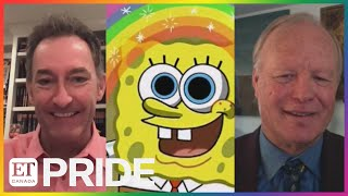 'SpongeBob' Voices Tom Kenny And Bill Fagerbakke On SpongeBob Being Gay & Queer Representation