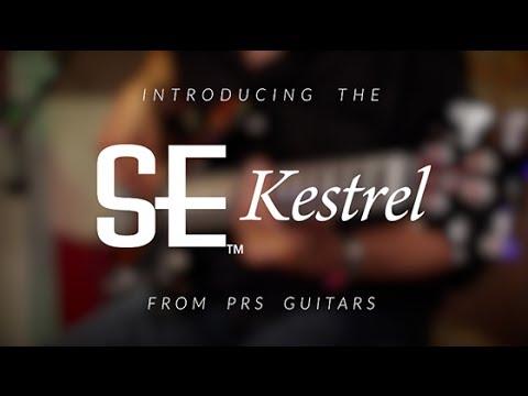 The PRS SE Kestrel Bass