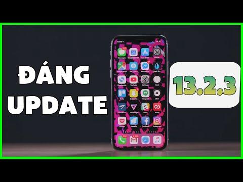 Đánh giá iOS 13.2.3: Apple ngày càng làm tốt!