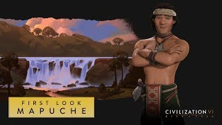 Sid Meier's Civilization VI - Rise and Fall: Mapuche