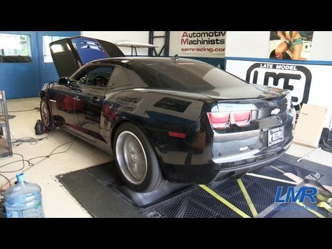 Incredible Sounding 1165hp Supercharged Camaro