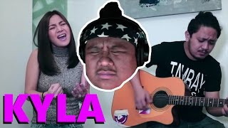 [MUSIC REACTION] Kyla - Stone Cold by Demi Lovato