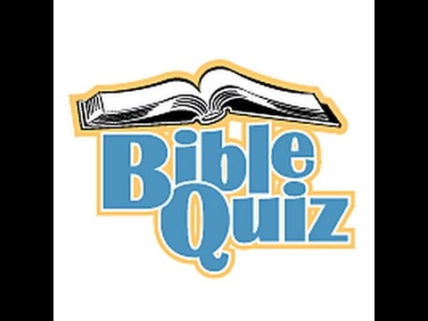 Bible Trivia Questions And Answers For Adults