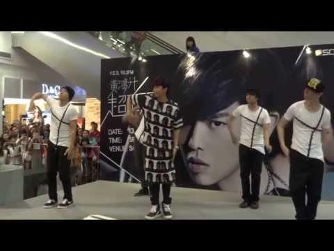 黄鸿升「超有感」新加坡 签唱会♥♥♥- 「超有感」 starting!
