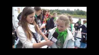 Patrol Pokoleniowy na Pomorskim Dniu Dziecka