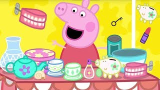 Peppa Pig English Episodes 🍀Peppa Pig's Lucky Dip | Peppa Pig Official