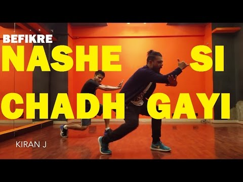 Nashe si chadh gayi | Befikre  | YRF | Bollyswag | Dance video | KiranJ | DancePeople Studios.