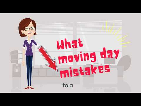 Moving Day Key Tips – Moving Mistakes to Avoid