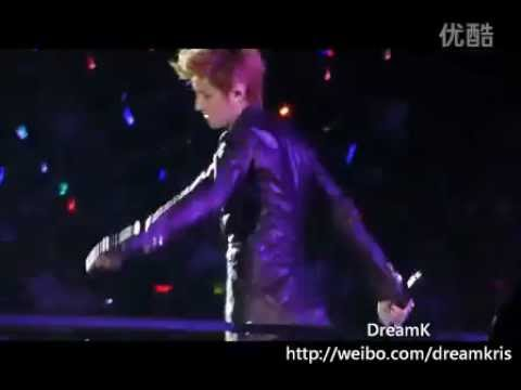 [Fancam] 120922 EXO-M Kris - Like a G6 [SMTown World Tour III in Jakarta]